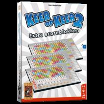 Keer op Keer 2 Scoreblok 3 stuks Level 1