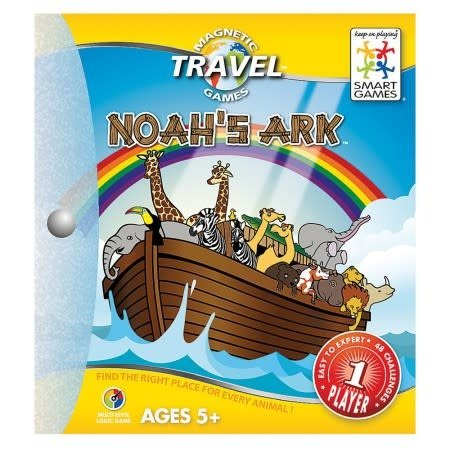 Smart Games Magnetic Travel Noah`s Ark