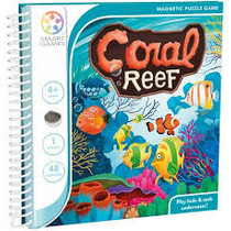 Magnetic Travel Coral Reef