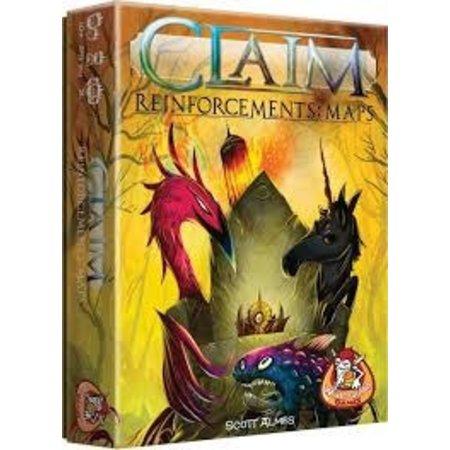 White Goblin Games Claim reinforcements: Maps - Uitbreiding