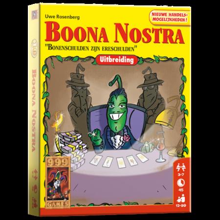 999-Games Boonanza: Boona Nostra - Uitbreiding
