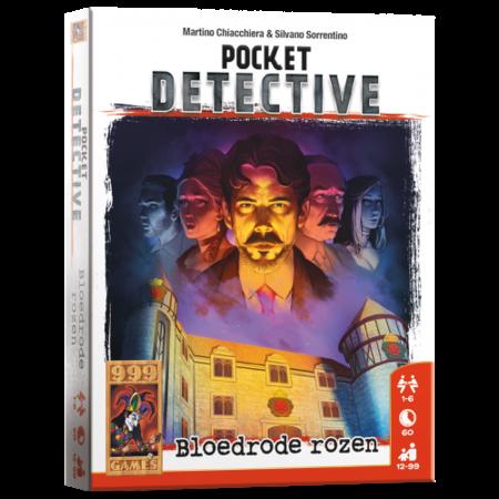 999-Games Pocket Detective: Bloedrode rozen