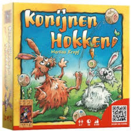 999-Games Konijnen Hokken