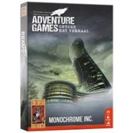 999-Games Adventure Games: Monochrome inc.