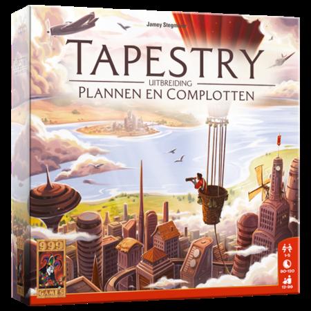 999-Games Tapestry Plannen en Complotten - Uitbreiding