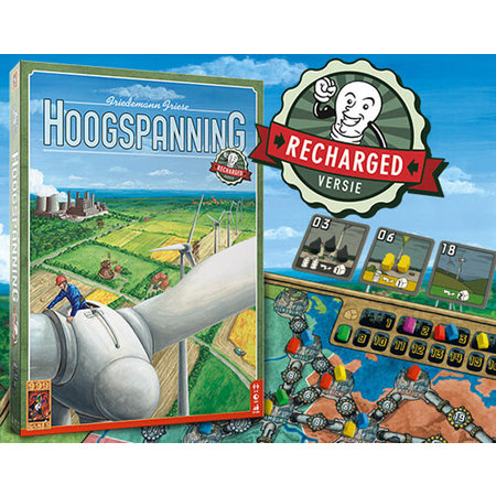 999-Games Hoogspanning (Recharged)