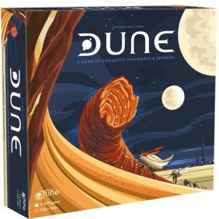 GaleForce Nine Dune Board Game