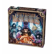 Victorian Masterminds (Eng)