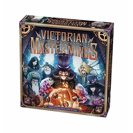 Cool Mini or Not Victorian Masterminds (Eng)