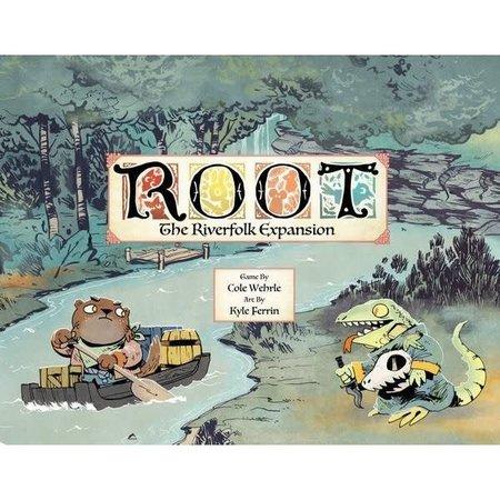 Leder Games Root: The Riverfolk (Eng) - Uitbreiding