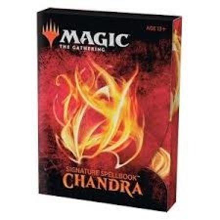 Wizards of the Coast MTG Signature Spellbook: Chandra