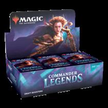 MTG Commander Legends Boosterbox