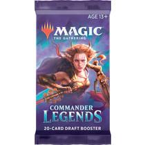 MTG Commander Legends Booster