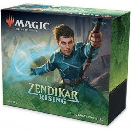 Wizards of the Coast MTG ZNR Zendikar Rising Bundle