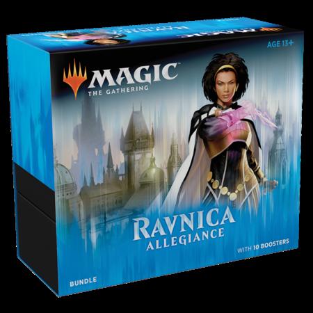 Wizards of the Coast MTG GRN Ravnica Allegiance Bundle uc