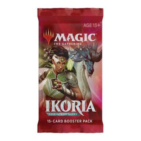 Wizards of the Coast MTG IKO Ikoria Lair of Behemoths Booster