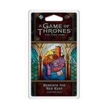 Game of Thrones 2nd LCG: Beneath The Red Keep Chapter Pack (Eng)