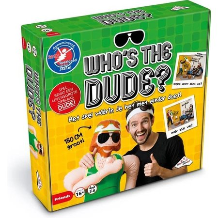 Identity Games Who's the Dude