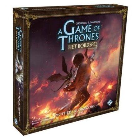 Fantasy Flight Game of Thrones: Mother of Dragons NL - Uitbreiding