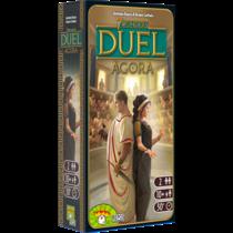 7 Wonders Duel Agora NL - Uitbreiding