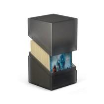 Ultimate Guard Boulder Deck Case 100+ Onyx