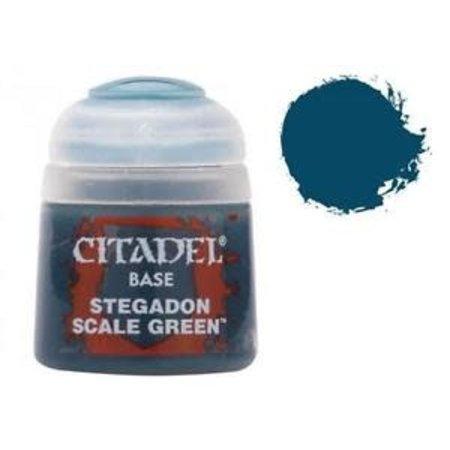 Citadel Miniatures Stegadon Scale Green (Base)