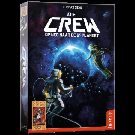 999-Games De Crew - Op weg naar de 9e planeet