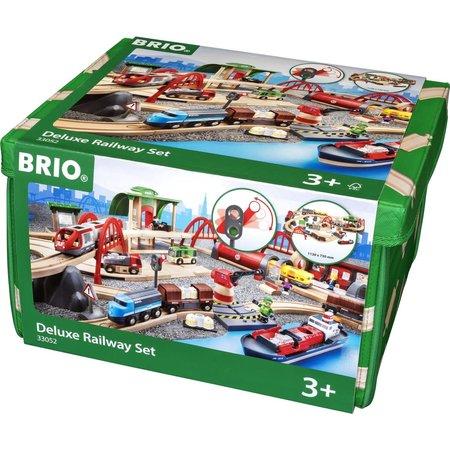 Brio Brio - Treinset De Luxe