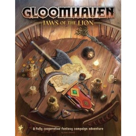 Cephalofair Games Gloomhaven Jaws of the Lion (Eng)