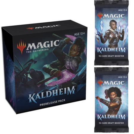 Wizards of the Coast MTG Kaldheim Pre Release Pack