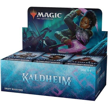 Wizards of the Coast MTG Kaldheim Booster Box
