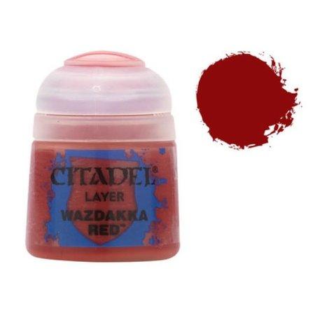 Citadel Miniatures Wazdakka Red (Layer)