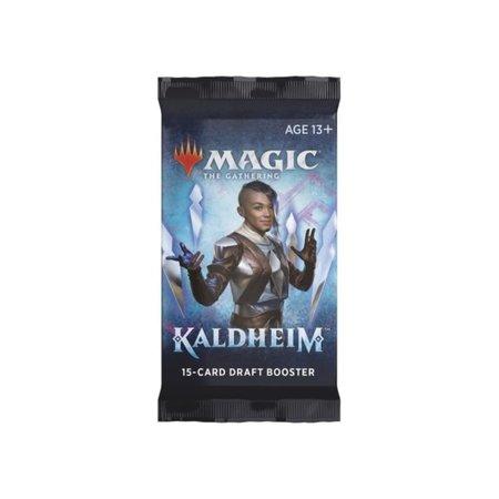 Wizards of the Coast MTG Kaldheim Booster