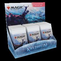 MTG KMH Kaldheim Set Boosterbox
