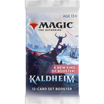 MTG KMH Kaldheim Set Booster