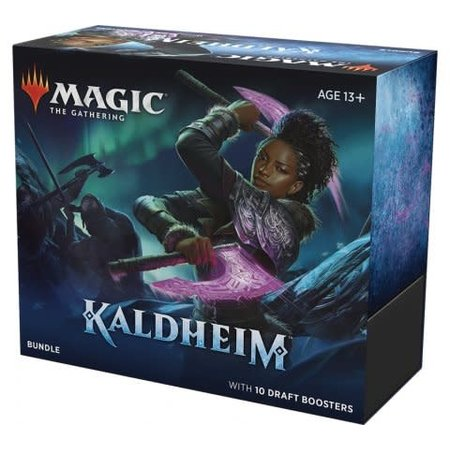 Wizards of the Coast MTG KHM Kaldheim Bundle