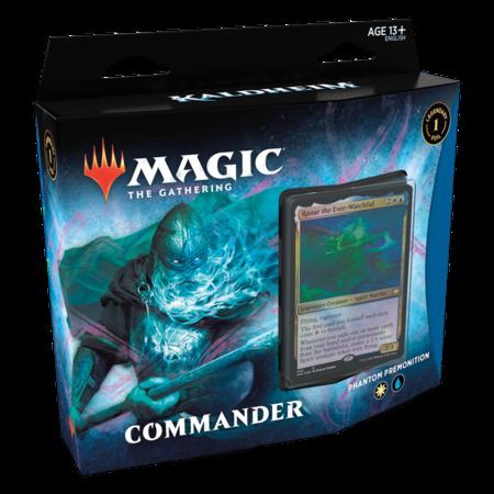 Wizards of the Coast MTG KHM Kaldheim Commander Deck: Phantom Premonition