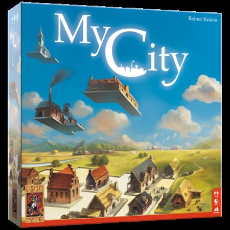 999-Games My City