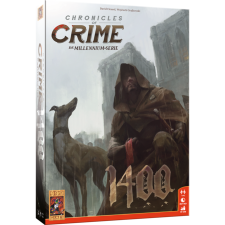 999-Games Chronicles of Crime: 1400