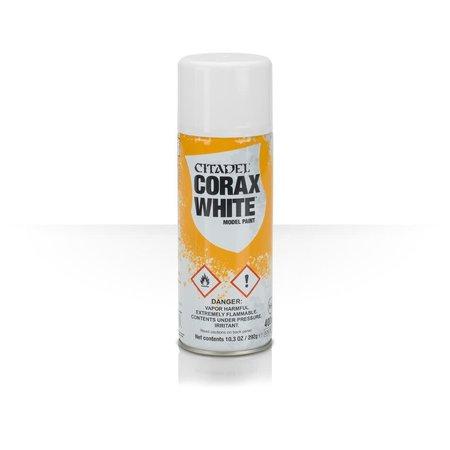 Citadel Miniatures Citadel: Corax White Spray (Primer)