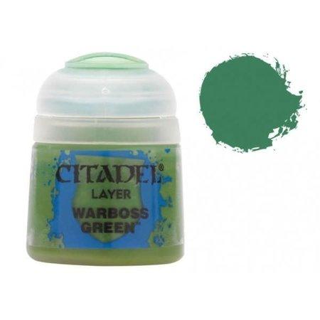 Citadel Miniatures Warboss Green (Layer)