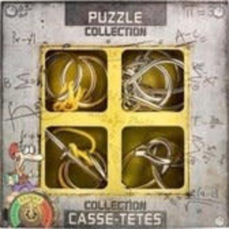 Eureka Metal Puzzles Collection Expert