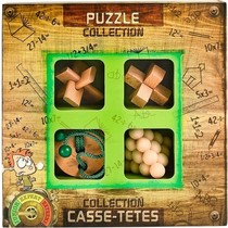 Wooden Puzzles Collection Junior