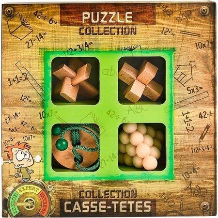 Eureka Wooden Puzzles Collection Junior