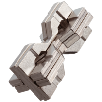 Cast Puzzle: Hourglass (6)