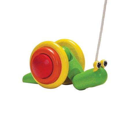Plan Toys PT - Pull Along Slak