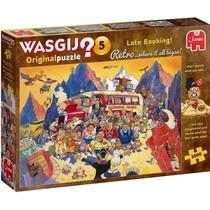 Wasgij Retro Original 5: Last-minute Boeking  (1000)