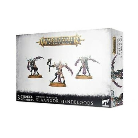 Games Workshop Hedonites: Slaangor Fiendbloods