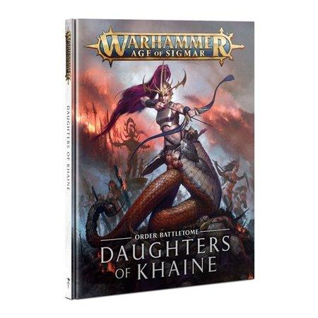 Games Workshop Battletome: Duaghters of Khaine (Eng)