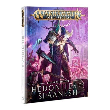 Games Workshop Battletome: Hedonites os Slaanesh (Eng)